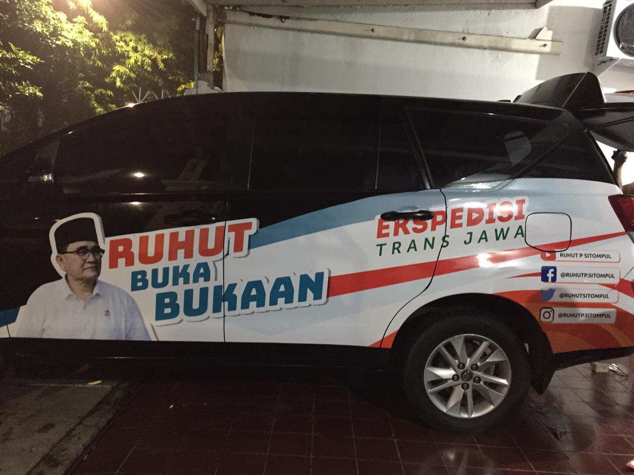 PEMASANGAN CAR BRANDING DI JAKARTA